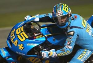 MotoGP – Losail Day 1 – Loris Capirossi protagonista di una caduta