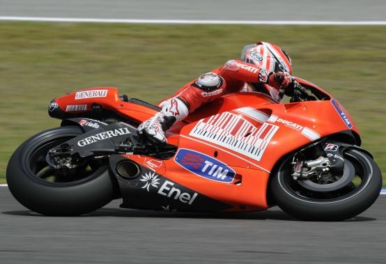 MotoGP – Jerez Day 1 – Nicky Hayden subito terzo
