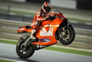 MotoGP – Losail Day 1 – Nicky Hayden in quinta posizione