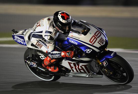 MotoGP – Losail qualifiche – Jorge Lorenzo punta al podio