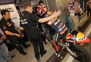 125cc – Losail qualifiche – Marc Marquez è soddisfatto