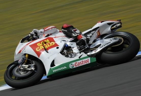 MotoGP – Jerez Day 1 – Marco Melandri trova il feeling con la moto