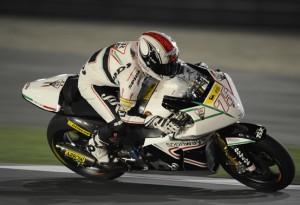 Moto2 – Mattia Pasini analizza la gara di Losail