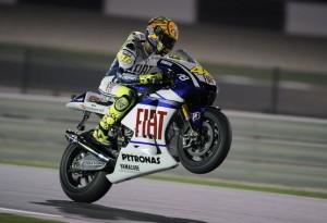 """MotoGP – Losail qualifiche – Valentino Rossi: """"Sono molto contento del lavoro che abbiamo fatto"""""""