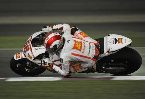 MotoGP – Losail Qualifiche – Marco Simoncelli chiude 15esimo