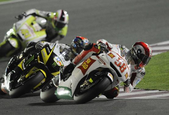 "MotoGP – Losail Gara – Marco Simoncelli: ""Sono abbastanza contento"""