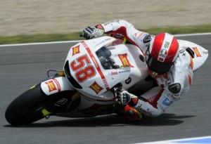 MotoGP – Jerez Day 1 – Simoncelli lavora sulla sua Honda
