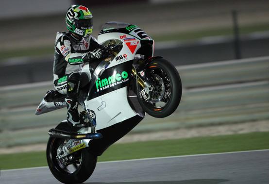 Moto2 – Losail Gara – Talmacsi nella Top Ten, Iannone 19esimo