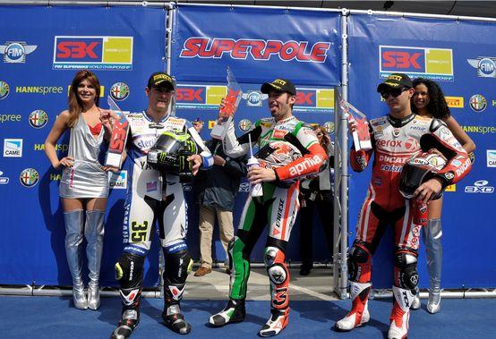 """Superbike – Superpole Monza – Max Biaggi: """"Grande giorno per me e per la squadra"""""""