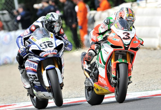 "Superbike – Monza – Max Biaggi: ""Weekend eccezionale"""
