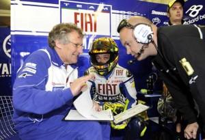 MotoGP – Jerry Burgess si augura che Valentino Rossi rimanga in Yamaha