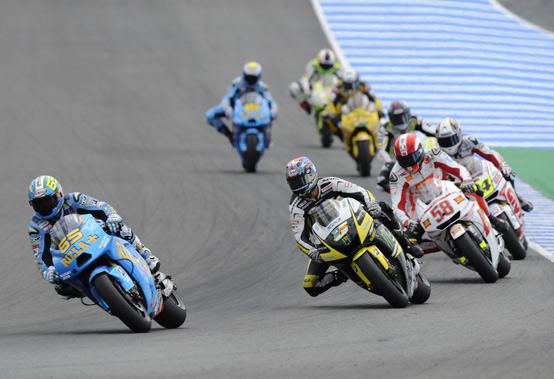 MotoGP – Jerez Gara – Fortune alterne per Bautista e Capirossi