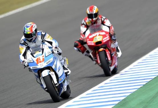 Moto2 – Le cadute rallentano lo sviluppo della Force GP210