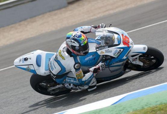 Moto2 – Le Mans Qualifiche – Alex De Angelis duro con la squadra