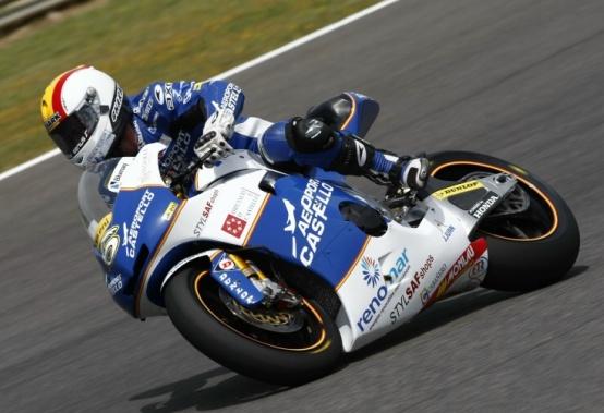 Moto2 – Jerez Warm up – Debon il più veloce, cade De Angelis
