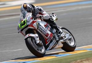 MotoGP – Le Mans Day 1 – Qualche difficoltà per Randy De Puniet