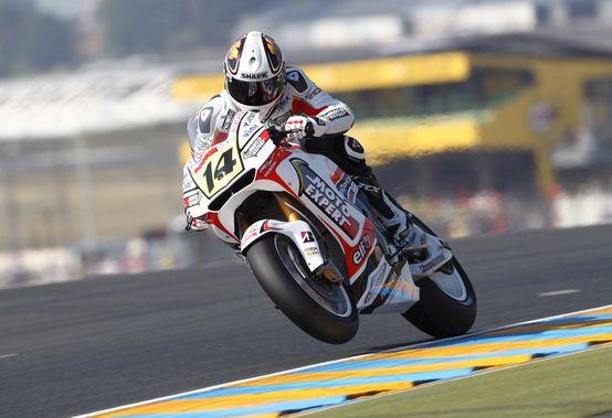 """MotoGP – Le Mans Qualifiche – Randy De Puniet: """"Sono molto soddisfatto di questo risultato"""""""