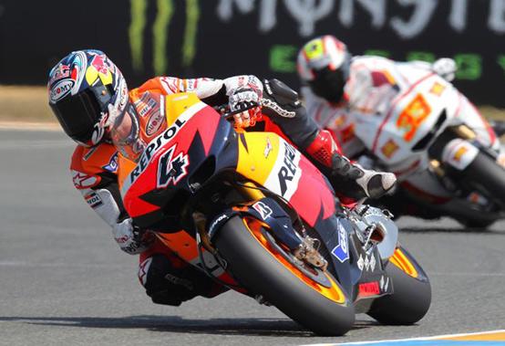 """MotoGP – Le Mans Day 1 – Andrea Dovizioso: """"Soddisfatto dell'inizio"""""""