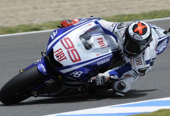 MotoGP – Jerez Prove Libere 2 – Lorenzo velocissimo