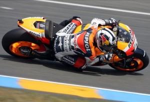"""MotoGP – Le Mans Qualifiche – Dani Pedrosa: """"Prima fila molto importante"""""""
