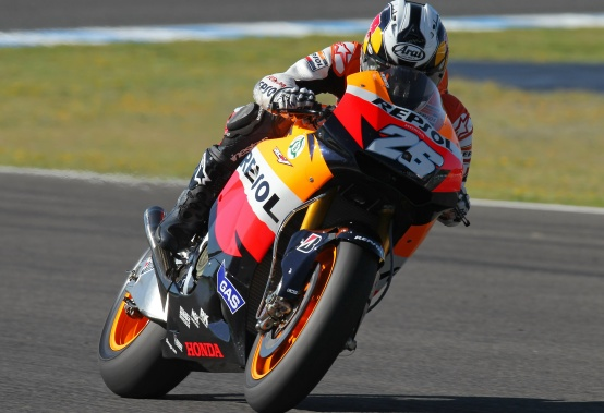 "MotoGP – Jerez Qualifiche – Dani Pedrosa: ""Sempre bello essere in pole"""