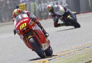 Moto2 – Julian Simon commenta il suo primo podio nella nuova categoria