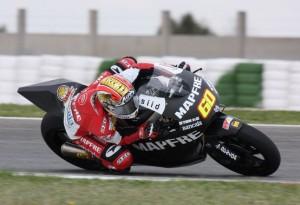Moto2 – Julian Simon e Mike Di Meglio hanno provato la Suter ad Albacete