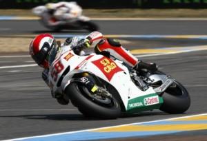 MotoGP – Le Mans Qualifiche – Marco Simoncelli punta alla top-8