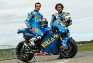 MotoGP – La Suzuki al Tourist Trophy, parola a Loris Capirossi e Cameron Donald