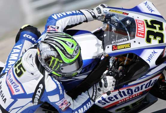 Superbike – Qualifiche 1 Misano – Cal Crutchlow è il più veloce