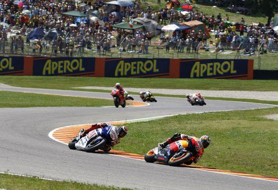 """MotoGP – Mugello Gara – Andrea Dovizioso: """"E' speciale salire su questo podio"""""""