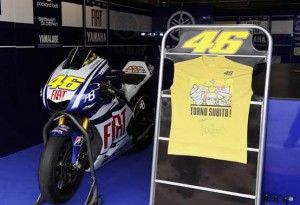 MotoGP – A sorpresa Diego Maradona dedica la vittoria a Valentino Rossi