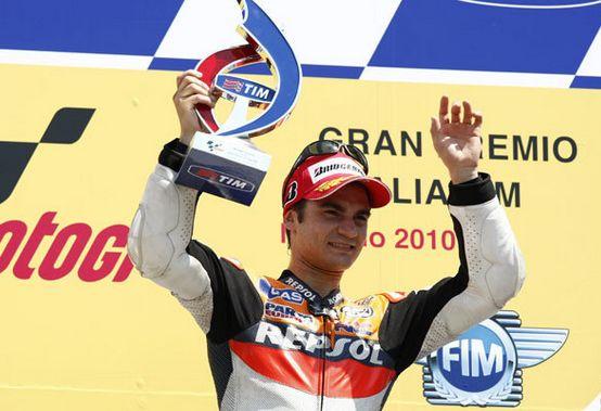 """MotoGP – Mugello Gara – Dani Pedrosa: """"E' una sensazione incredibile vincere di nuovo"""""""