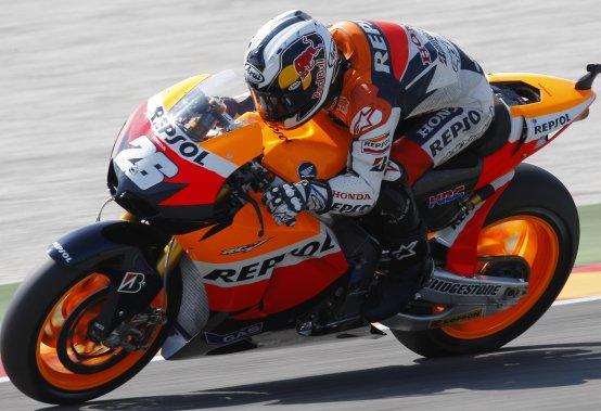 """MotoGP – Mugello Qualifiche – Dani Pedrosa: """"Contento della pole"""""""