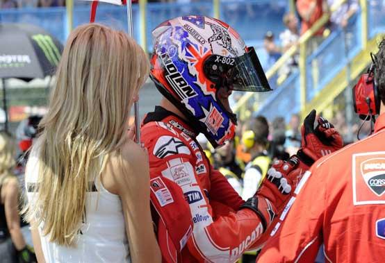 """MotoGP – Preview Barcellona – Casey Stoner: """"E' una pista che mi piace molto"""""""