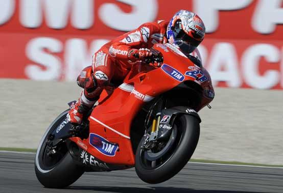 MotoGP – Assen Qualifiche – Casey Stoner in prima fila