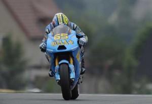 """MotoGP – Sachsenring Qualifiche – Loris Capirossi: """"Il feeling con l'anteriore non è ancora buono"""""""