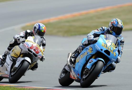 "MotoGP – Sachsenring – Loris Capirossi: ""Senza la ripartenza potevamo far bene"""