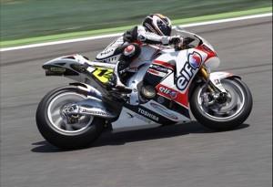MotoGP – Barcellona Qualifiche – Randy De Puniet in prima fila