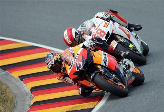"""MotoGP – Sachsenring – Andrea Dovizioso: """"Complimenti a Pedrosa, aveva un ritmo incredibile"""""""