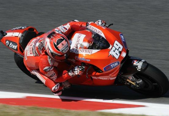 MotoGP – Barcellona Qualifiche – Nicky Hayden solo 12°