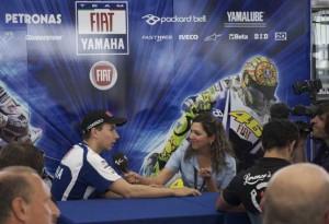 """MotoGP – Jorge Lorenzo: """"Mi piacerebbe continuare con Rossi sulla Yamaha"""""""