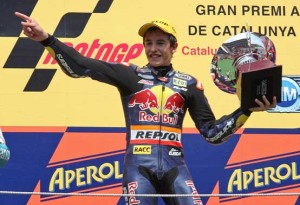 """125cc – Barcellona – Marc Marquez: """"E' stata una gara quasi perfetta"""""""