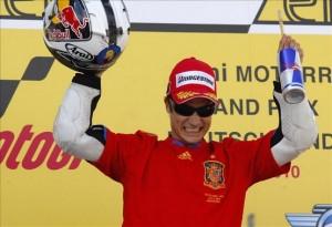 """MotoGP – Sachsenring – Dani Pedrosa: """"La vittoria una sensazione fantastica"""""""