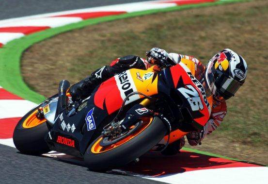 """MotoGP – Barcellona Prove Libere – Dani Pedrosa: """"Buon inizio"""""""