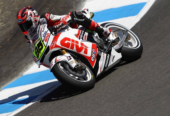 MotoGP – Laguna Seca Prove Libere 1 – Esordio di Roger Lee Hayden con la Honda del Team LCR
