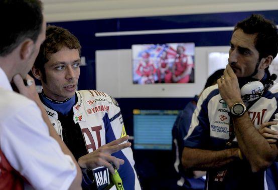 """MotoGP – Valentino Rossi: """"La gamba va meglio, ho voglia di tornare in sella"""""""