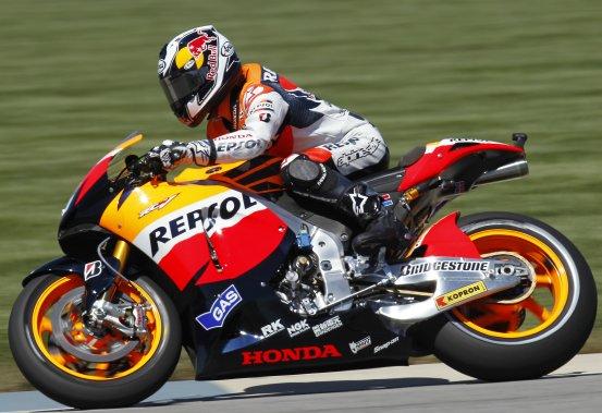 MotoGP – Indianapolis Gara – Pedrosa vince da dominatore