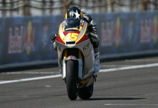 Moto2 – Indianapolis Prove Libere 2 – Conferma per Redding