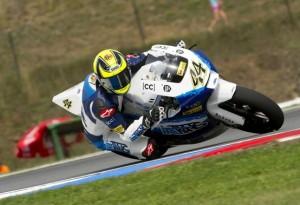 """Moto2 – Roby Rolfo: """"Che rabbia amici, l'incazzatura è davvero tanta…"""""""